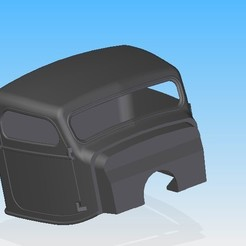 Descargar archivo 3D Radical Cabina de barra solamente, macone1