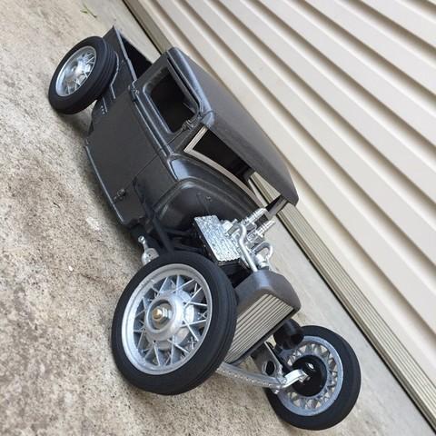 3D print model 34' Ford Pickup Hot Rod, macone1