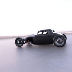 Descargar archivos 3D Speedster, macone1