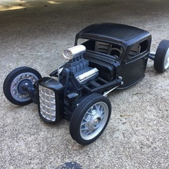 3D print model Radical Rod, macone1