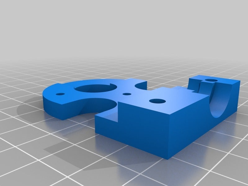 bed0174c7d27740be721ebf75cf664b7.png Download free STL file Rostock Extruder Maximus • 3D printer object, bLiTzJoN