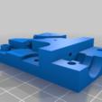 Download free STL file Rostock Extruder Maximus • 3D printer object, bLiTzJoN