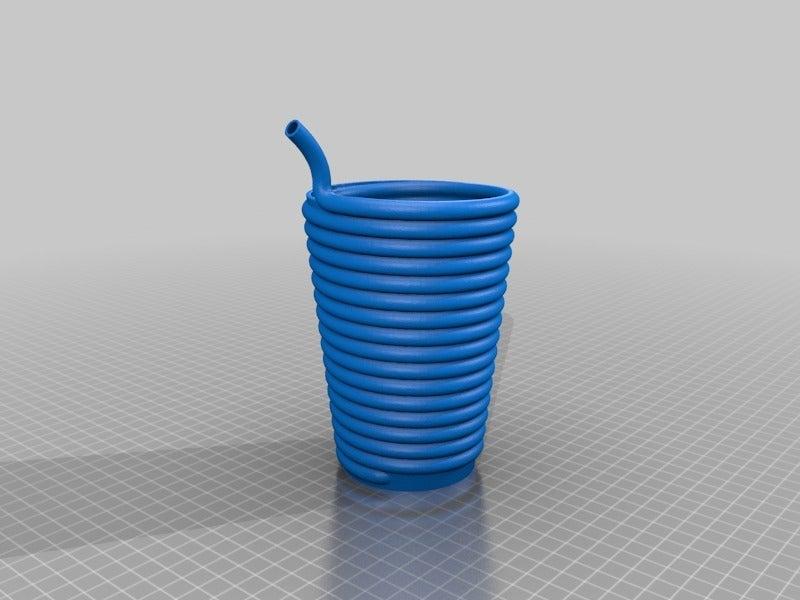 c4731de330b5ed618b23764a38e20a0e.png Download free STL file Big StrawGlass - Practical • 3D print design, bLiTzJoN