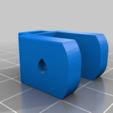 Descargar modelo 3D gratis Polea de ralentí / Tensor de correa - Monoprice Mini Delta (MPMD), bLiTzJoN