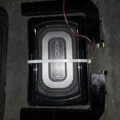 Download free 3D printer designs Underseat Heat Diverter for Subaru, bLiTzJoN