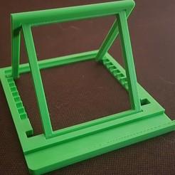 Download 3D model Tablet holder, Gaizka