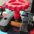 Télécharger fichier STL gratuit Alfawise U20 - Molette extrudeur • Modèle imprimable en 3D, CBA3D