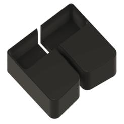 Télécharger fichier STL gratuit Pieds Lenovo Yoga Book C930 • Modèle imprimable en 3D, CBA3D