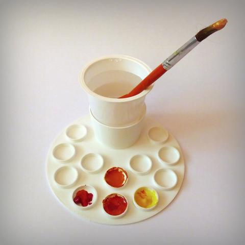 Descargar archivos 3D gratis Kit de pintura personalizable, mschiller