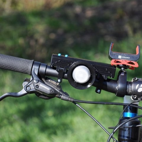 1e9bab4c2ce9e3313cd757ee03dc4ca6_display_large.JPG Download free STL file MP3 Bike Horn • 3D printable object, mschiller