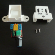 Download free STL file Mini DC PWM Controller Housing • 3D printing object, mschiller