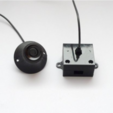 Descargar archivos STL gratis Carcasa del sensor ultrasónico SR04T, mschiller