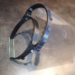 Descargar archivo 3D gratis Visera protectora pivotante, Yohan777