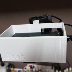 Descargar archivos 3D gratis Soporte RX100 para Youtube Video, JBILOEB
