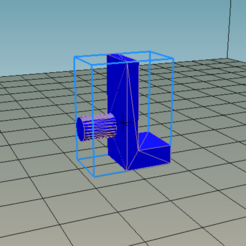 Taquet.png Download free STL file Cleat, Support and Shelf Support • 3D printer object, Haulier