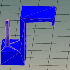 Imprimir en 3D gratis Ayuda de la barra de urdido, Haulier