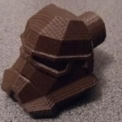 Free 3D printer files Stormtrooper handle, Haulier