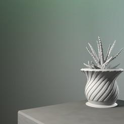 Descargar modelos 3D para imprimir Planter - Girar, Keagan