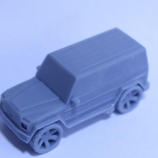 IMG_4153.JPG Download STL file G-Wagon • Model to 3D print, STRIX_3D