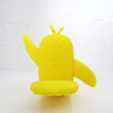 Download free STL file Furry Birdy • Template to 3D print, dis_fun_ctional_designs