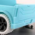 Download free STL file Truck • 3D printer model, dis_fun_ctional_designs