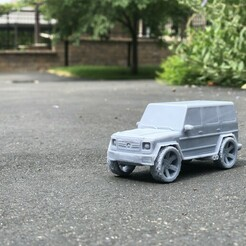 IMG_6573.JPG Download STL file G-Wagon • Model to 3D print, STRIX_3D