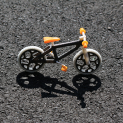 Free 3D printer model Bicycle 1.0, dis_fun_ctional_designs