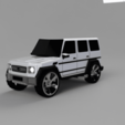 gwagon.png Download STL file G-Wagon • Model to 3D print, STRIX_3D