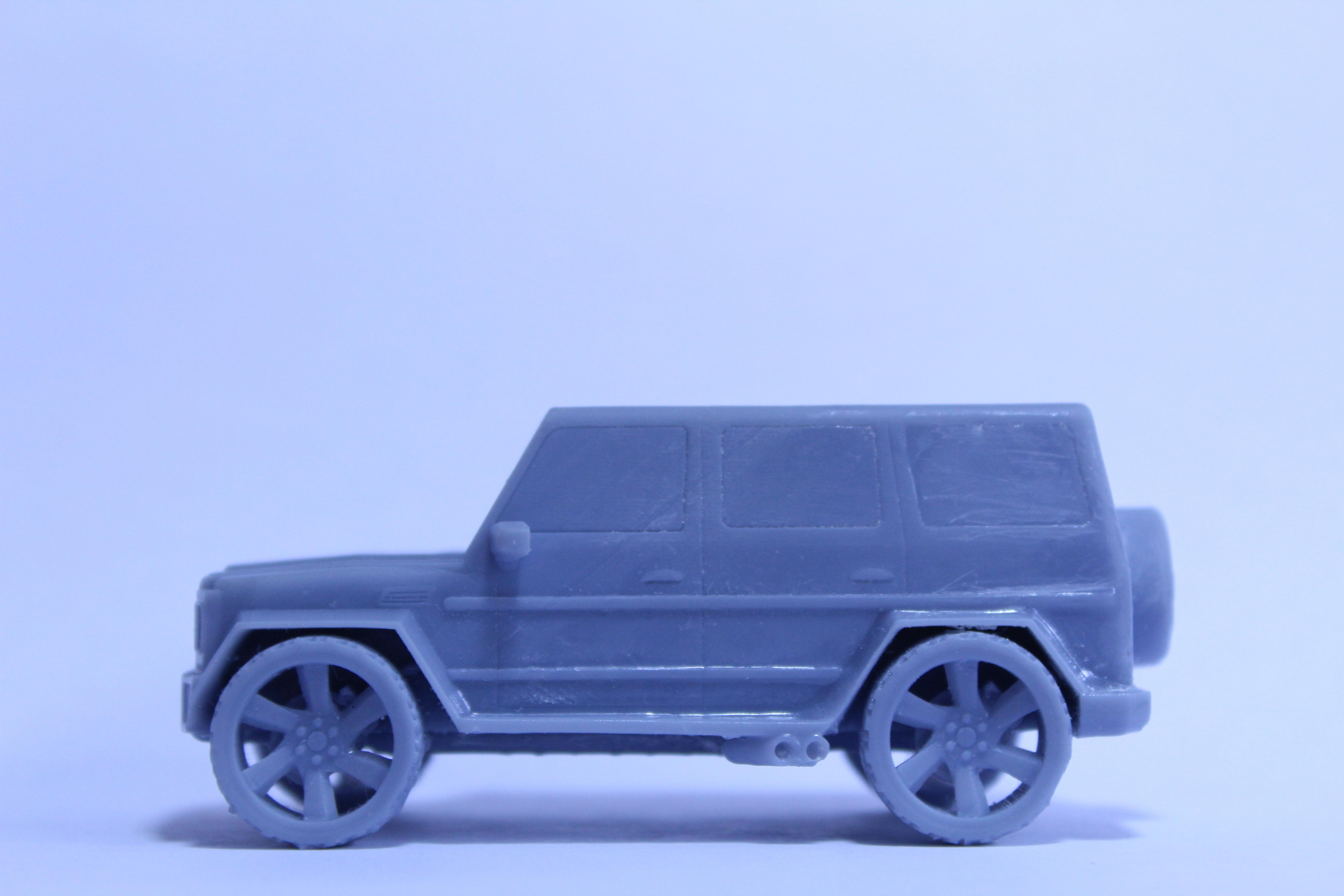 IMG_4149.JPG Download STL file G-Wagon • Model to 3D print, STRIX_3D