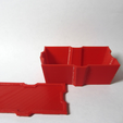 Download free STL file Stackable Containers • Model to 3D print, dis_fun_ctional_designs