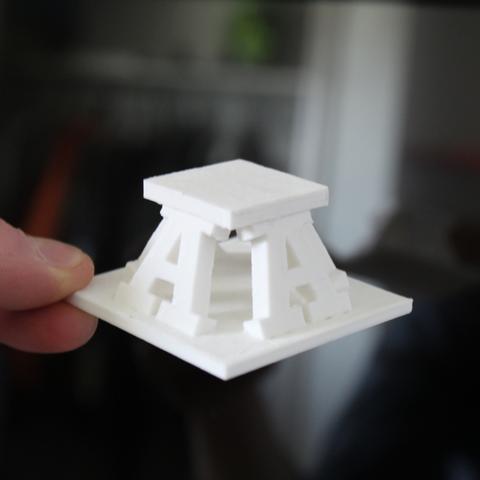 Free 3D file USU A Block, dis_fun_ctional_designs