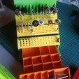 STL file Module for mini drill and c is accessory N ° 2, prusai33