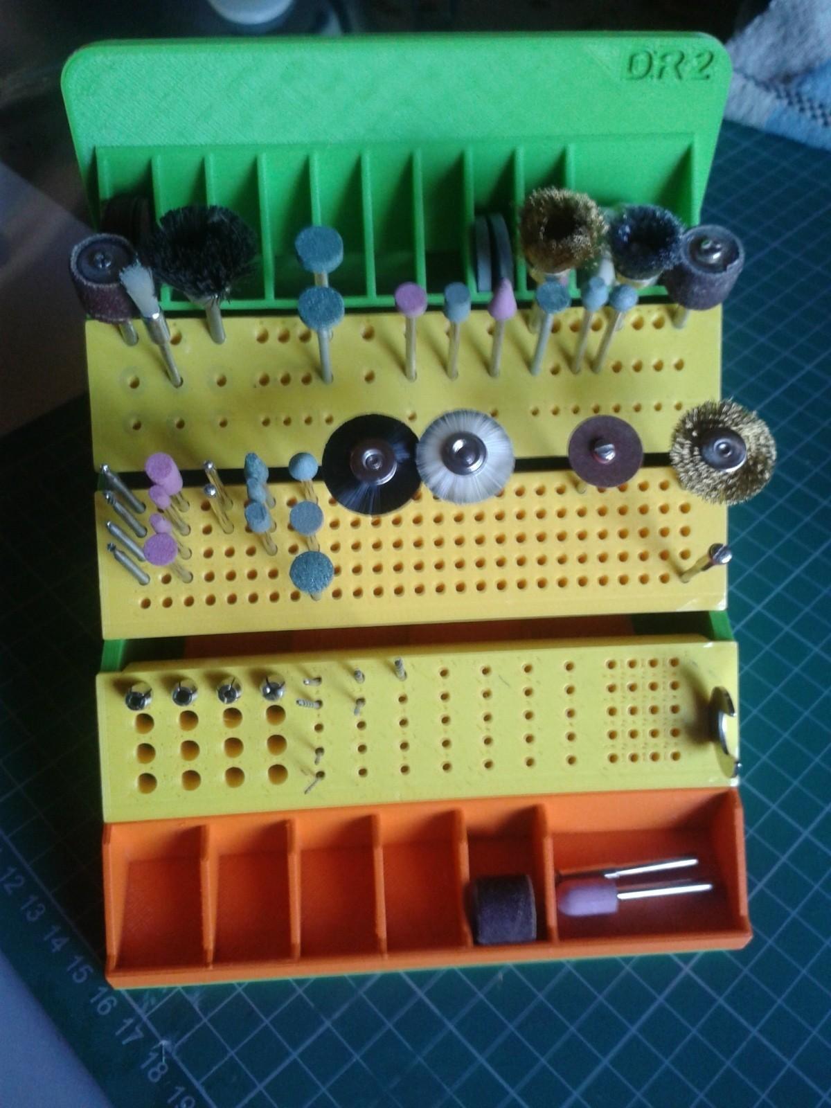 20160506_185415.jpg Download STL file Module for mini drill and c is accessory N ° 2 • 3D printer model, prusai33