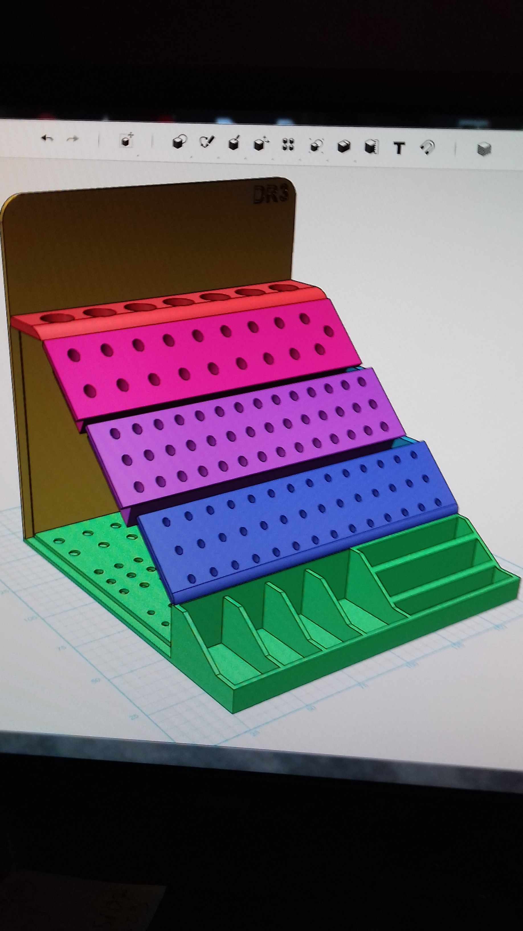 20160930_114030.jpg Download STL file Module for screwdriver and c is accessory N ° 3 • 3D printer design, prusai33