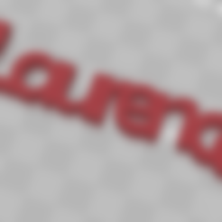 3D.stl Download free STL file CUSTOM KEY HOLDER Laurence • 3D print design, Ibarakel
