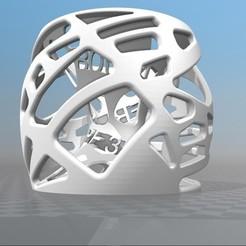 STL LAMPE 3D PERSONNALISABLE BOULANGER, Ibarakel