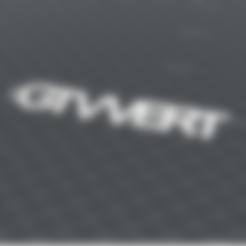 Télécharger fichier impression 3D gratuit PORTE-CLEF PERSONALISABLE GTVVERT, Ibarakel