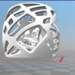 Modèle 3D LAMPE 3D PERSONNALISABLE MAMAN, Ibarakel