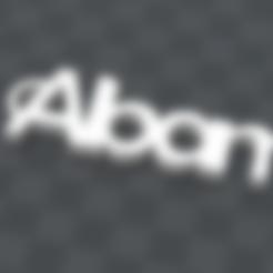 Free 3d printer designs customizable key holder Alban, Ibarakel