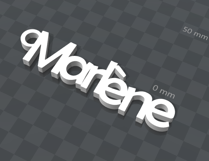 image.png Download free STL file PERSONALIZABLE KEYCHAINS Marlene • Template to 3D print, Ibarakel