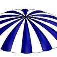 Download STL file Balloon balloon, Ball of hot-air balloon • 3D print design, SamsamR