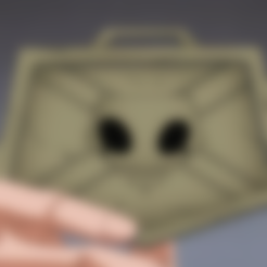 Free STL Bleach Series - Ichigos Shinigami Badge, 3Dutchie