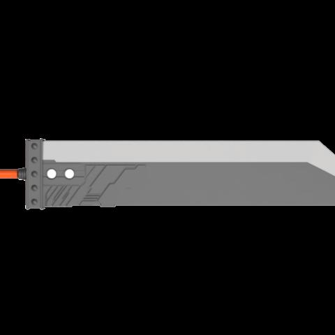 Buster_Sword_2018-Jun-20_11-02-36AM-000_CustomizedView13691930954_png_alpha.png Download STL file Final Fantasy VII - Buster Sword - Bracelet - Shoulder pad  • 3D print model, 3Dutchie