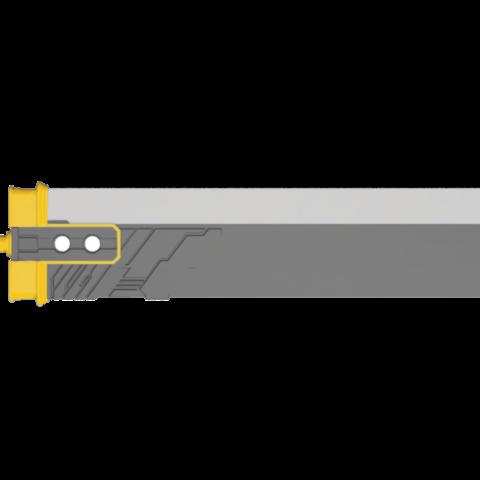 Buster_Sword_2018-Jun-20_10-58-21AM-000_CustomizedView11465034466_png_alpha.png Download STL file Final Fantasy VII - Buster Sword - Bracelet - Shoulder pad  • 3D print model, 3Dutchie