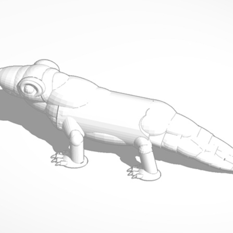 Capture d'écran 2016-12-08 à 11.28.52.png Download free STL file komodo dragon • 3D printer object, Mathi_