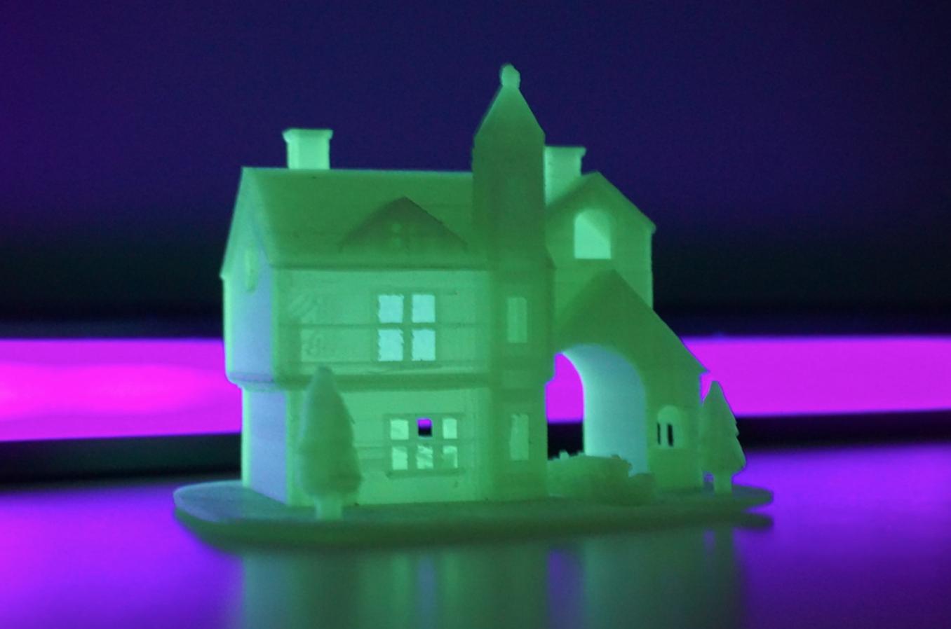 Capture d'écran 2016-12-08 à 12.22.49.png Download OBJ file Christmas house • 3D printing model, Mathi_
