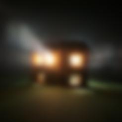 Download 3D model Detailed House, Mathi_