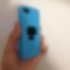 Download free OBJ file Pewdiepie Bro fist iPhone4/4s case • 3D print template, Mathi_