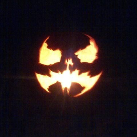 Fichier impression 3D gratuit Citrouille Batman Arkham Knight Batman Citrouille, ErosBazan