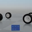 Download STL file Car Classic • 3D printer object, ErosBazan